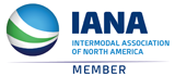 Proud member of the Intermodal Association of North Americs (IANA)