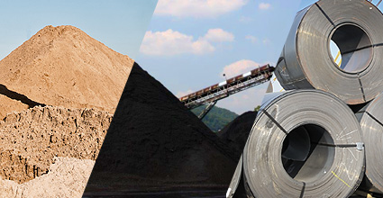 Moving Frac Sand, Coal and Steel Commodities