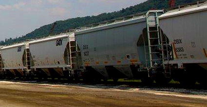 Railsiding Services Available